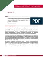 Guía de Competencias y Actividades