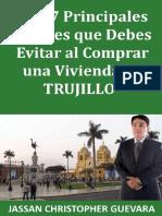 Los 7 Principales Errores de Debes Evitar Al Comprar Una Vivienda en Trujillo