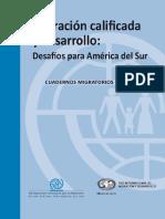 Migracion Calificada AdelSur OIM 2016