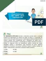 PDF Legislação SUS