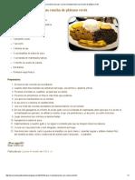 Carne Mechada Hecha Con Concha de Plátano Verde (1)