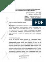 Cas. N° 3443-2014-Lima.- Reposicion por despido fraudulento  - La prevalencia de la oralidad sobre la escriturilidad.pdf