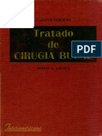 Tratado de Cirugía Bucal, Gustav o. Kruger, 4ªed, 1978