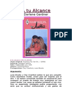 Darlene Gardner - A Tu Alcance