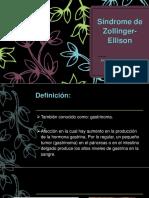 presentacion sindrome de zollingerellison