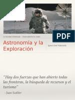 El futuro de la astronomía