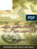 Los Secretos de Un Recuerdo - Andrea Golden