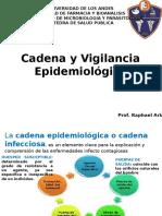 Cadena y Vigilancia Epidemiológica