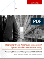 Oracle OPM WMS White Paper (1)