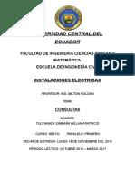 CONSULTA 4 ELECTRICAS