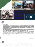 Accidentes y Puntos Negros.(ppt)