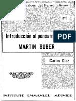 01 Díaz, Carlos - Martin Buber.pdf