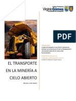 Transporte Mineri