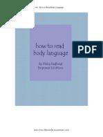How To Read Body Language.pdf