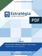 PDF Pos Edital Ministerio Publico Do Estado Do Rio de Janeiro Analista Raciocinio Logico e Matemati