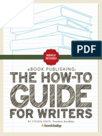 eBook Publishing Guide