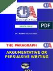 Argumentative or Pe Su as Ive Essay Pres