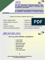 Cap. 6 - IsO 9001-2015 Interpretação