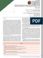 Artigo 01 Teste Cardiopulmonar