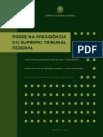 Plaqueta Possepresidencial EllenGracie NOVACAPA