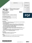 1893524-AQA-MM03-QP-JUN13.pdf