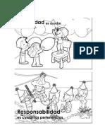 Láminas Valores Página Pintar y Jugar (1)