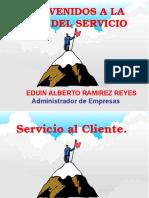 ESTAR EN LA JUGADA EL SERVICIO CLIENTE.ppt