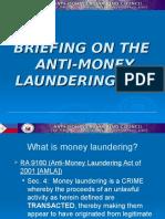 Money Laundering 3
