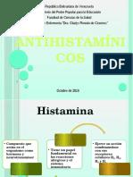 Antihistamínicos-farmacos-Presentación