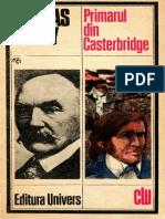 Thomas Hardy - Primarul Din Caster Bridge.pdf