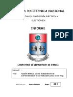 VISIÓN GENERAL DE LOS SUBSISTEMAS DE  SUBTRANSMISIÓN Y DISTRIBUCIÓN (CASO DE LA EEQ).