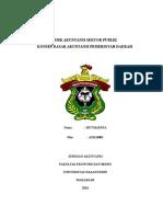 Konsep Dasar Akuntansi Pemerintah Daerah Rmk