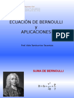 Bernoulli y Aplicaciones