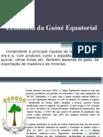 Economia Da Guiné Equatorial