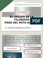 Origen de La Filosofía - Paso Del Mito Al Logo_5