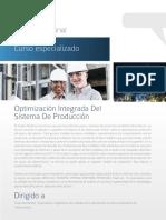 Optimización Integrada Del Sistema de Producción