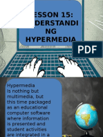 Educational Technology  Hypermedia