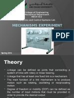 Exp#1 Mechanisms Exp