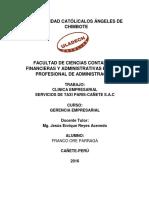 Clinica Empresarial