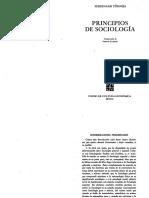 Tonnies, Ferdinand - Principios de Sociologia.pdf
