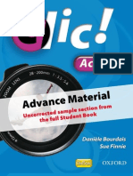 KS3 Clic! Access Student Book 1 sample section