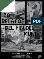 20 Relatos del Fin del Mundo (S - Isabel Del Rio.pdf