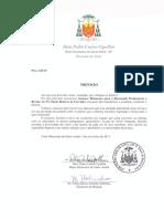 Provisão de Assessor Do Diaconato Permanente