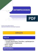 Generalidades antibióticos 2016