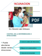 Vacunacion e Inmunoterapia