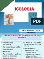Micologia -generalidades