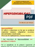 Clase Hipersensibilidad I y II 2008 MyP