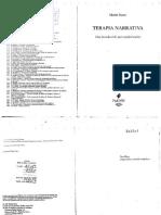 Terapia Narrativa. Una introduccion para profesionales.pdf