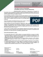 Reporte de Resultados Grupo Clarín