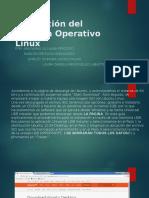 Instalación Del Sistema Operativo Linux
